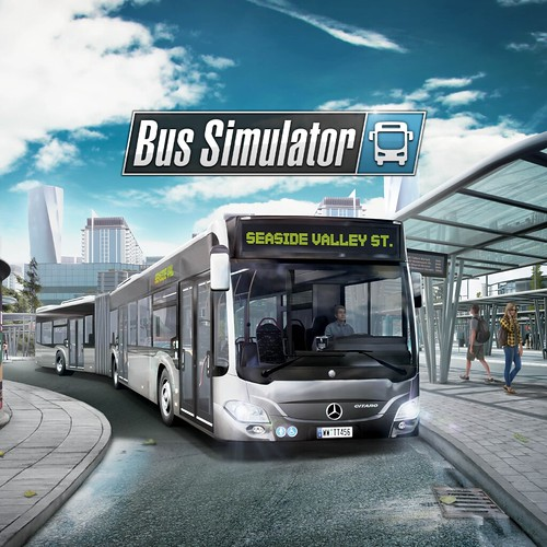 Thumbnail of Bus Simulator on PS4