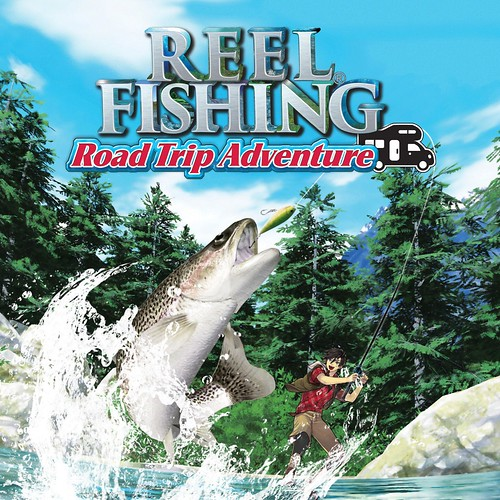 Thumbnail of Reel Fishing: Road Trip Adventure on PS4