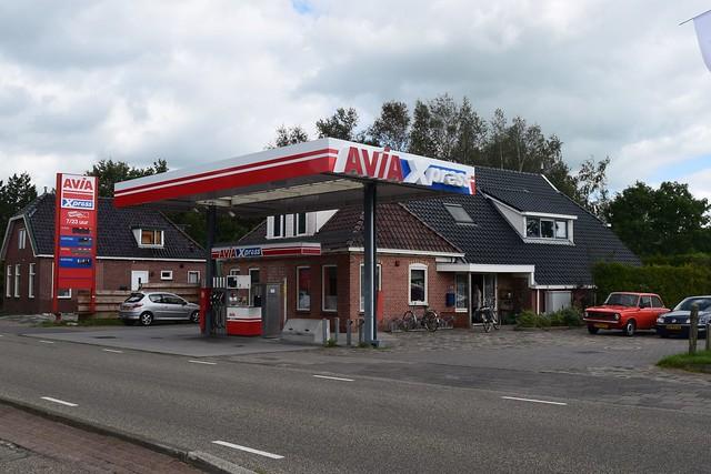 Avia Xpress tankstation