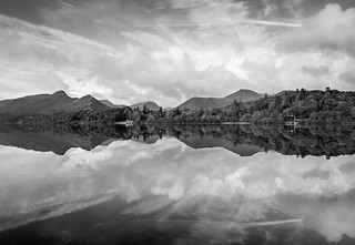 Derwent water morning reflections | by Alf Branch