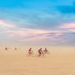 Burning Man Rides