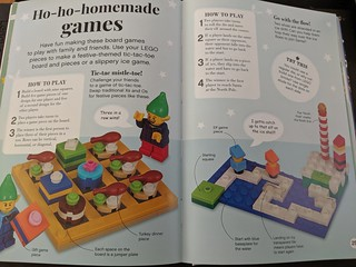 LEGO Holiday Ideas Book 8