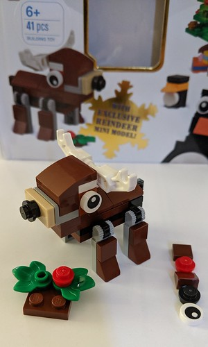 LEGO Holiday Ideas Book 4