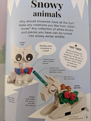 LEGO Holiday Ideas Book 5