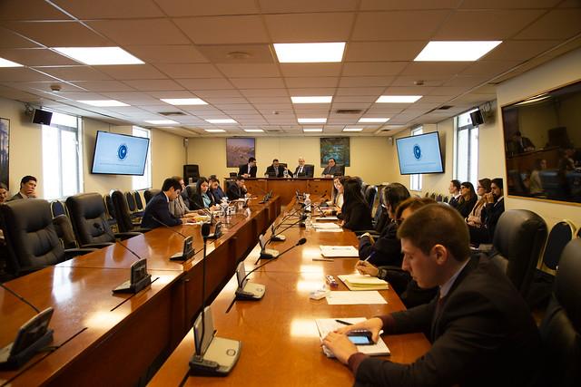 Simulación Ejercicio de Negociación Internacional 1er año
