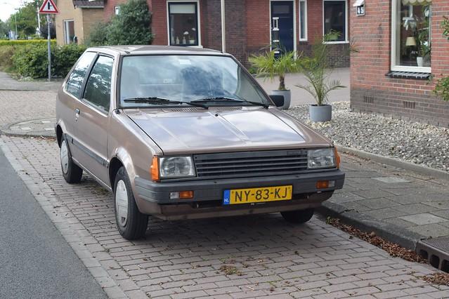 Nissan Micra 1985