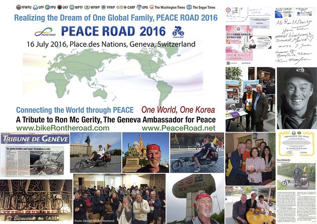 "Switzerland-2016-07-16-Swiss ""Peace Road"" Honors Peace Cyclist"