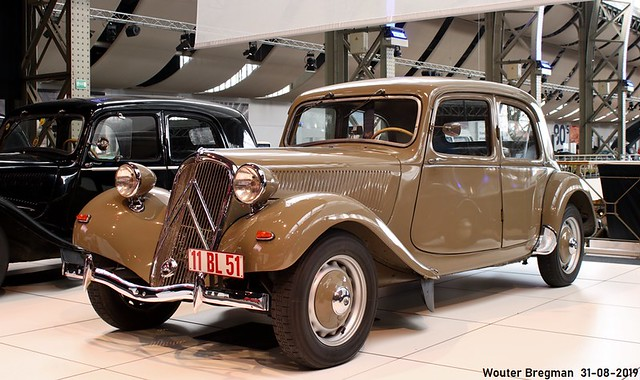 Citroën Traction Avant 11 BL 1951