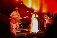 WOMAD UK14 Songhoy Blues (Mali)