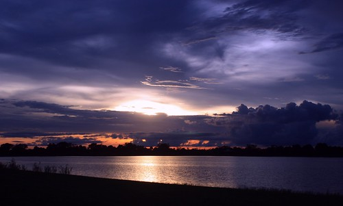 sunset darkness floridaeverglades palmbeachcounty unitedstates usa nature beauty natural bocaratonflorida darkhorizon glow