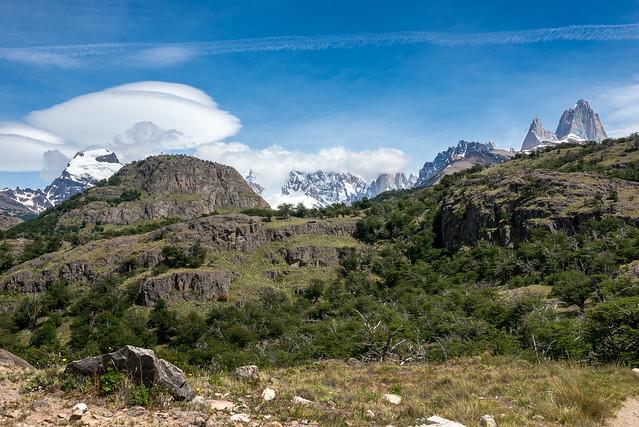 Patagonia's Crazy Lenticular Clouds, El Chalten, Argentina
