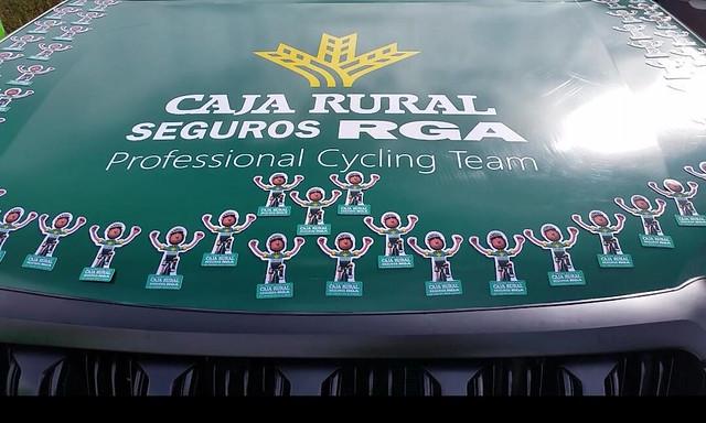 Etapa 19 La Vuelta 2019 (Ávila - Toledo)
