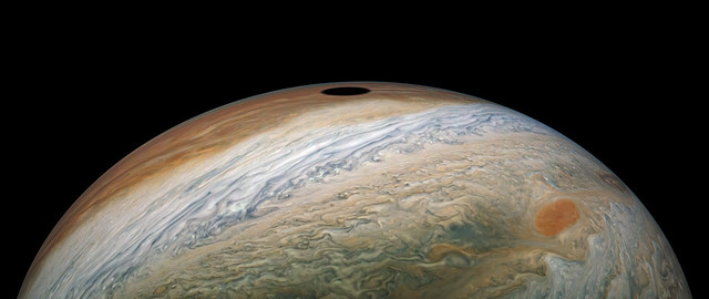 Jupiter - Shadow of Io - PJ22-26