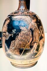 Suckling of Herakles