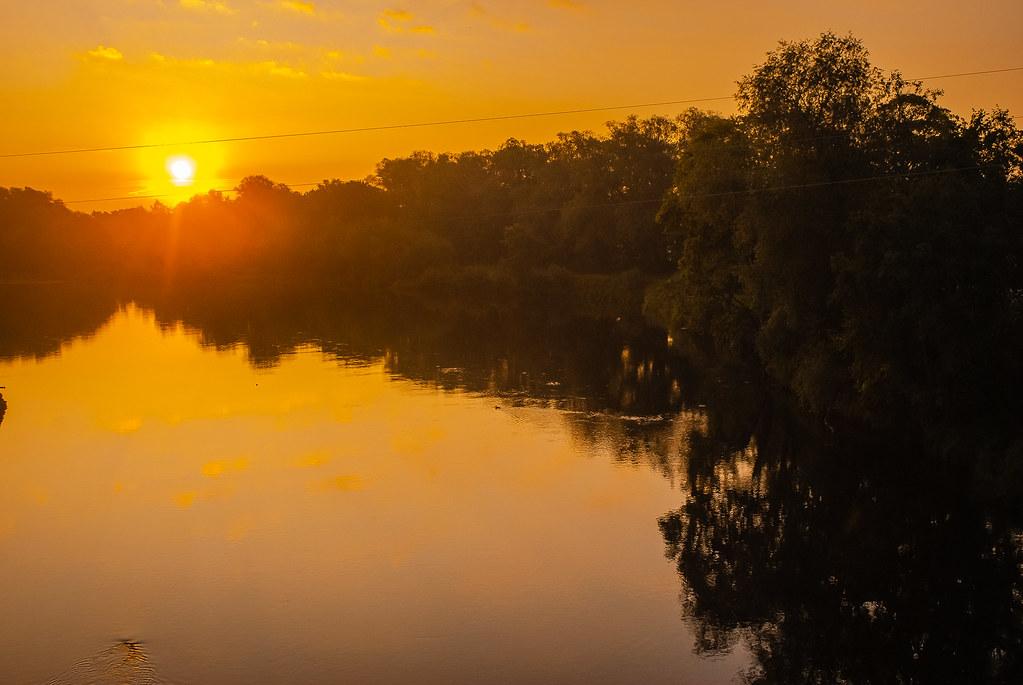 Splendid sunset  DSC_3720