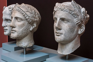 Heads from the Sanctuary of Apollo Reshef