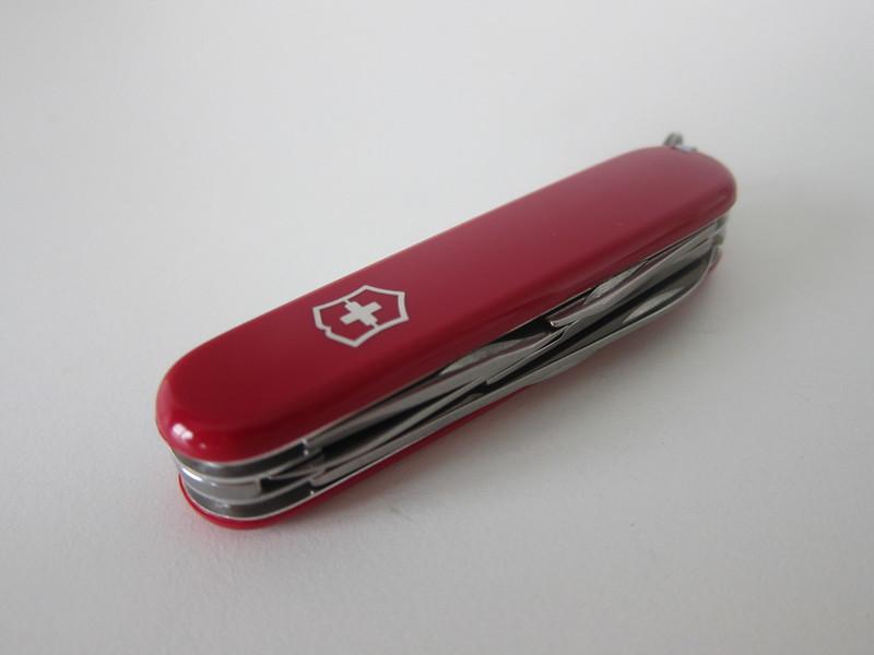 Victorinox Super Tinker Red