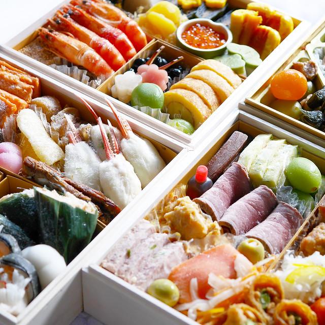 高島屋 おせち 錦 御節 お煮しめ おいしい 安い お正月料理