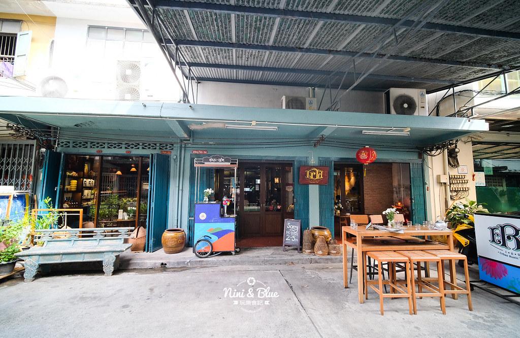 泰國曼谷美食餐廳 Err Urban Rustic Thai 米其林 酒吧26