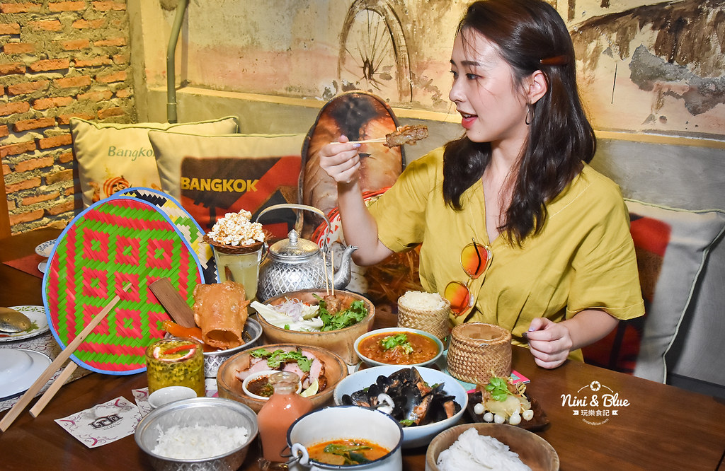 泰國曼谷美食餐廳 Err Urban Rustic Thai 米其林 酒吧13
