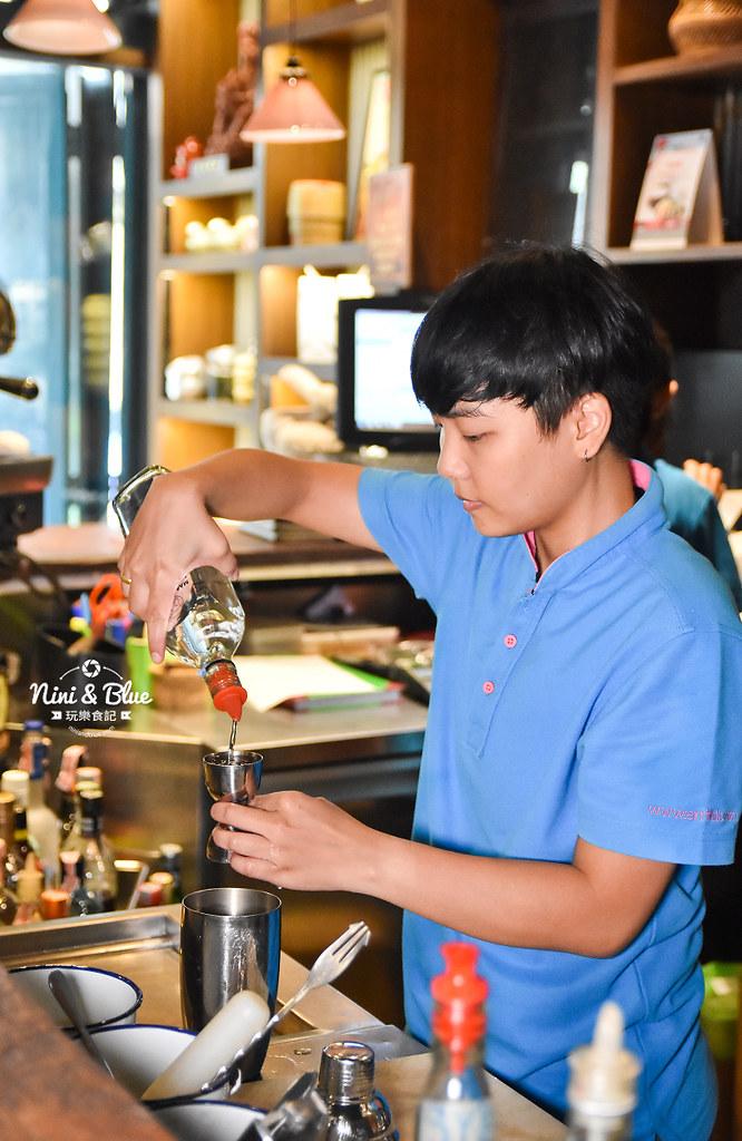 泰國曼谷美食餐廳 Err Urban Rustic Thai 米其林 酒吧01
