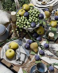 Nutmeg. Orchard Harvest @ Kustom9