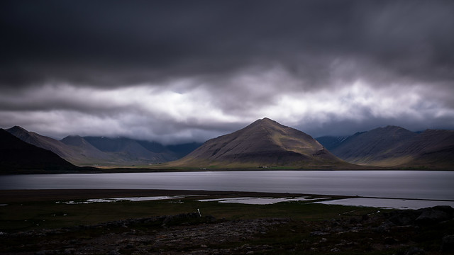 Dyrafjör∂ur, Islande