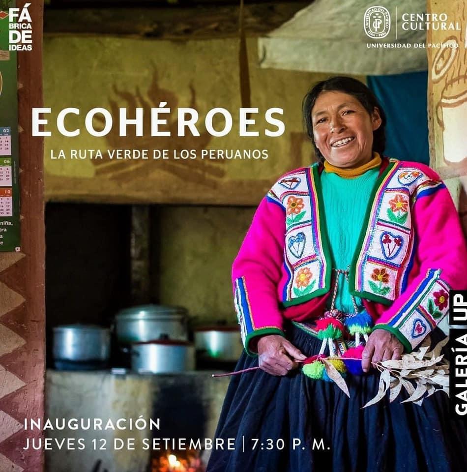 2019 09 PACC PERU - Muestra fotográfica ECOHEROES