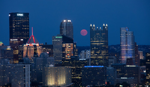 Full Moon Pittsburgh