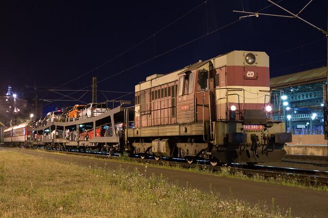 night train to Košice