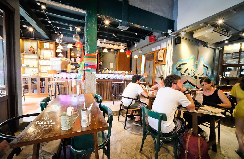 泰國曼谷美食餐廳 Err Urban Rustic Thai 米其林 酒吧25