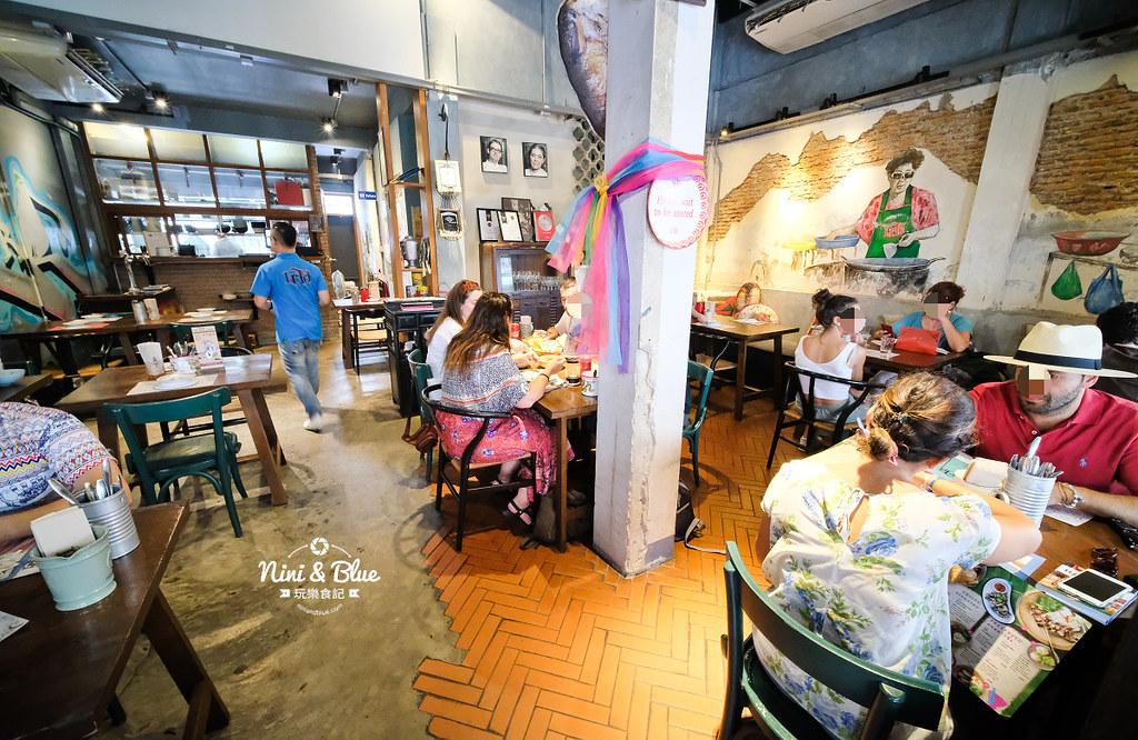 泰國曼谷美食餐廳 Err Urban Rustic Thai 米其林 酒吧24