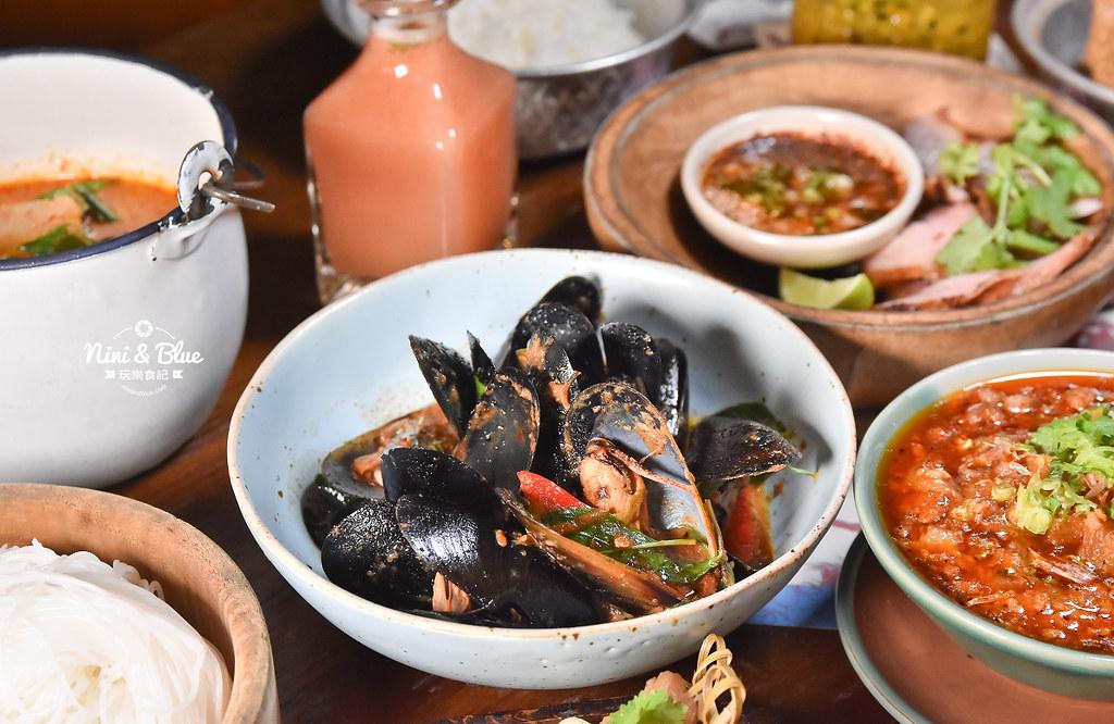 泰國曼谷美食餐廳 Err Urban Rustic Thai 米其林 酒吧12