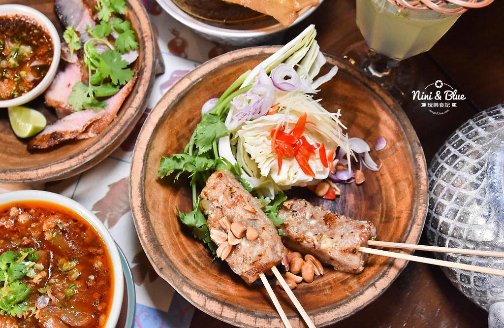 泰國曼谷美食餐廳 Err Urban Rustic Thai 米其林 酒吧08