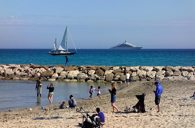 La Ciotat Beach / Les Capucins