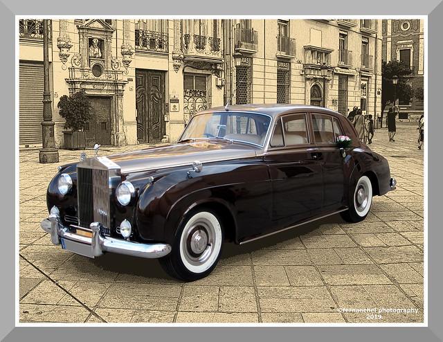 Rolls-Royce Silver Cloud (1966)
