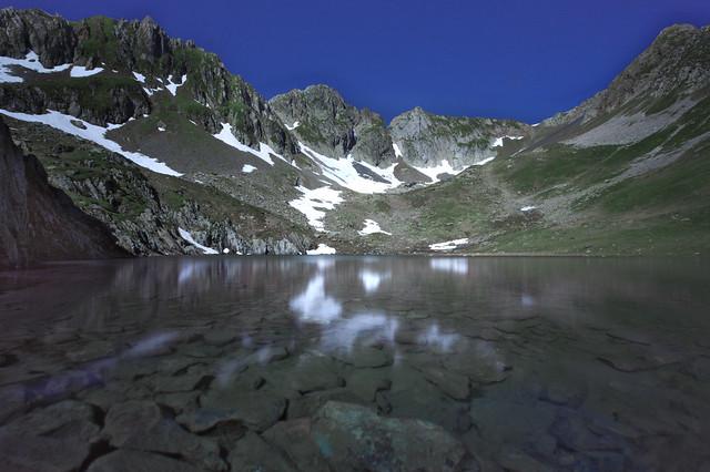 Le Lac des Balmettes