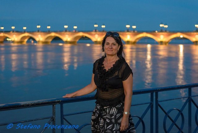 Krasimira a Bordeaux