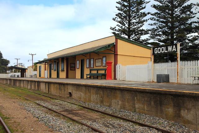 Goolwa Railway Station