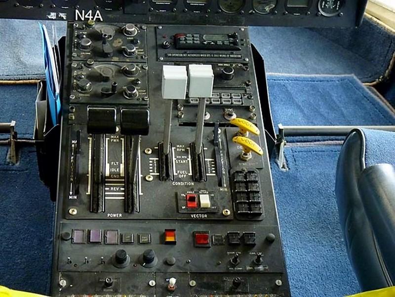 Goodyear GZ-22 Airship Gondola 8