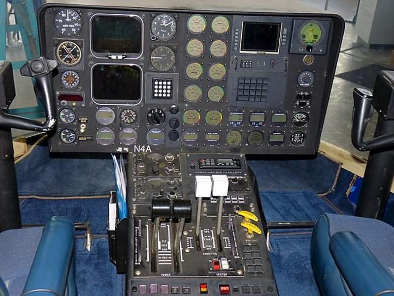 Goodyear GZ-22 Airship Gondola 7