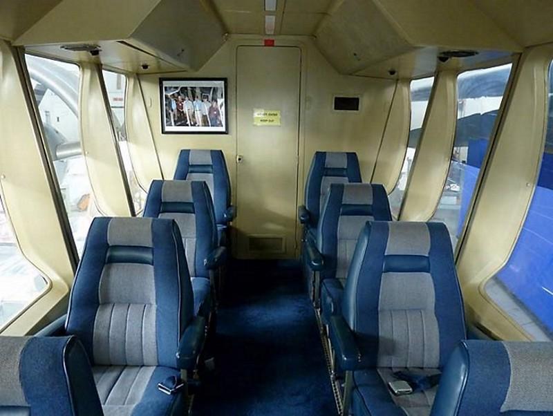 Goodyear GZ-22 Airship Gondola 5