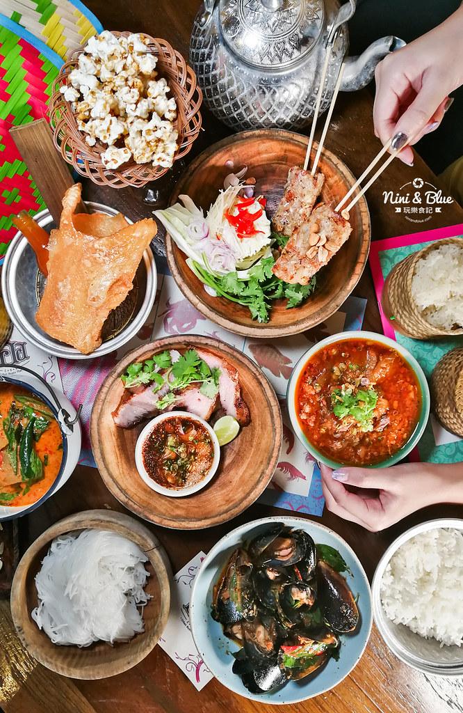 泰國曼谷美食餐廳 Err Urban Rustic Thai 米其林 酒吧35