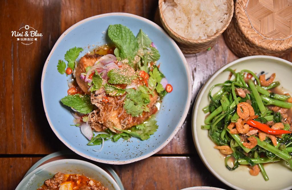 泰國曼谷美食餐廳 Err Urban Rustic Thai 米其林 酒吧21