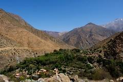 Atlas mountains    Location: Atlas mountains/ Ourika / Marrakech/ Morocco