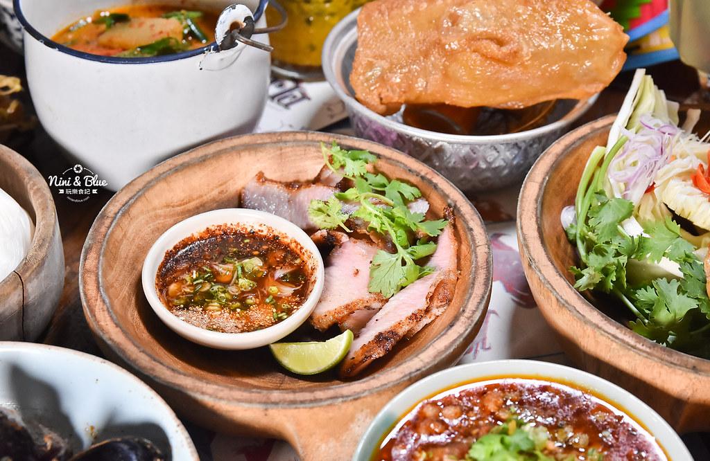 泰國曼谷美食餐廳 Err Urban Rustic Thai 米其林 酒吧07