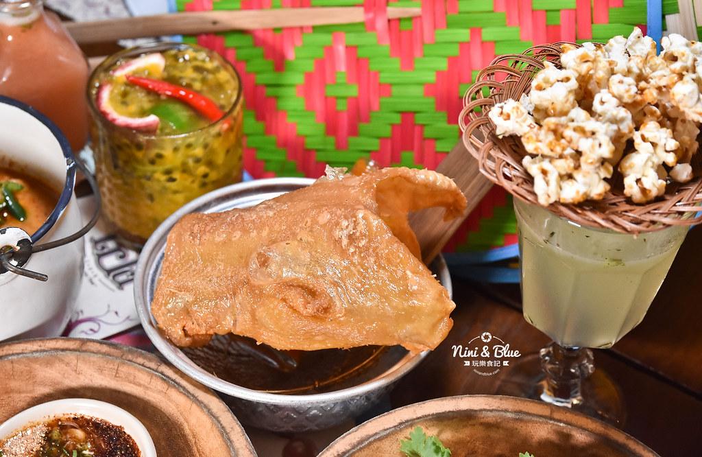 泰國曼谷美食餐廳 Err Urban Rustic Thai 米其林 酒吧05
