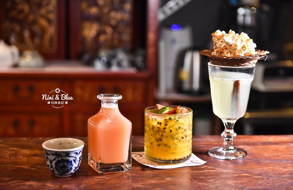 泰國曼谷美食餐廳 Err Urban Rustic Thai 米其林 酒吧02