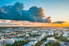 Cloud | Kaunas aerial #256/365