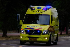 Ambulance Friesland Roepnummer: 02-136
